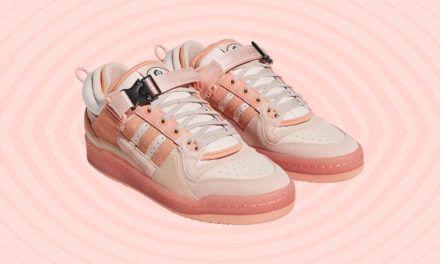 Bad Bunny y adidas celebran la pascua con un nuevo color de los Forum Low