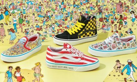 Colección VANS Where's Waldo
