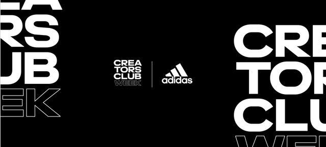 adidas Creators Club en mayo