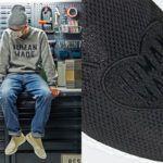 adidas presenta HUMAN Made Slip-On