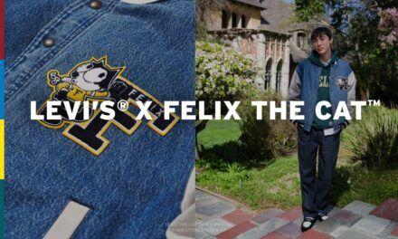 Levis x Felix The Cat